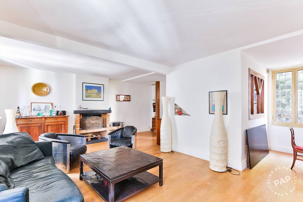 Vente appartement 6 pièces Paris 12e