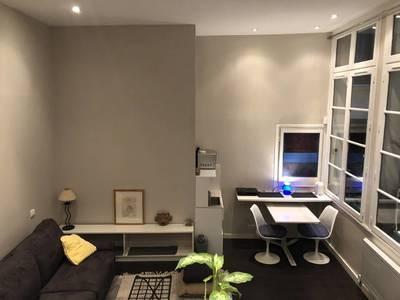 Location meublée studio 20m² Paris 1Er (75001) - 1.050€