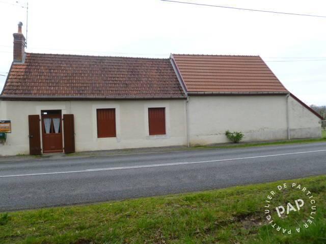 Vente maison 3 pièces Loye-sur-Arnon (18170)