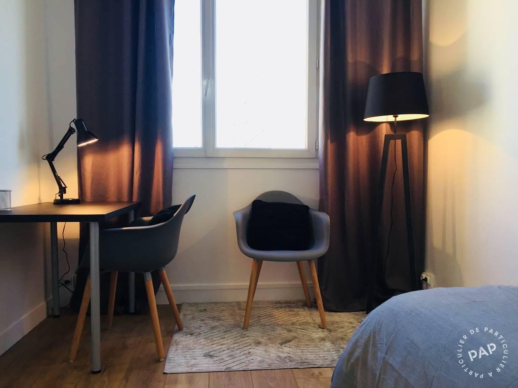 Location Appartement Saint-Denis (93200) 13m² 550€