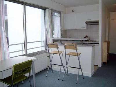 Location meublée studio 23m² Paris 15E (75015) - 895€