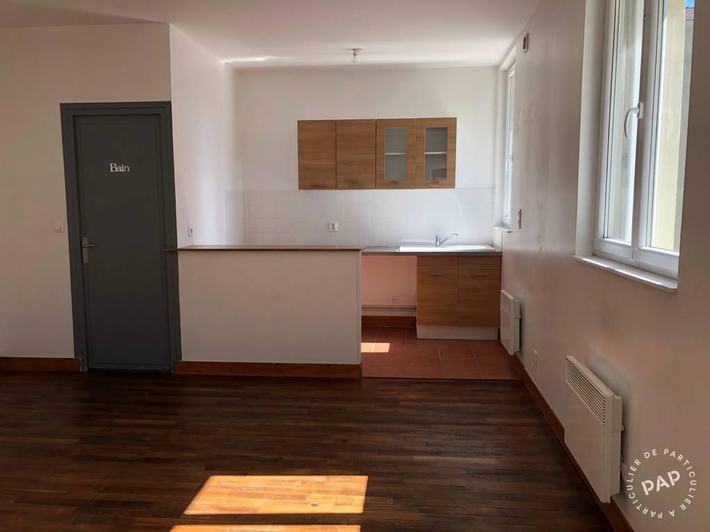 Location appartement studio Beauvais (60000)