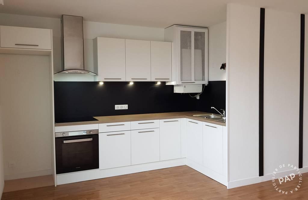 Vente appartement 2 pièces Saint-Malo (35400)