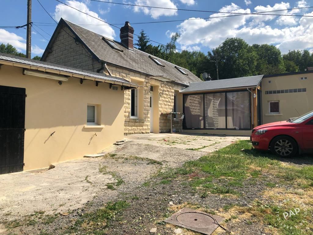 Vente Maison Mortefontaine-En-Thelle 261m² 395.000€