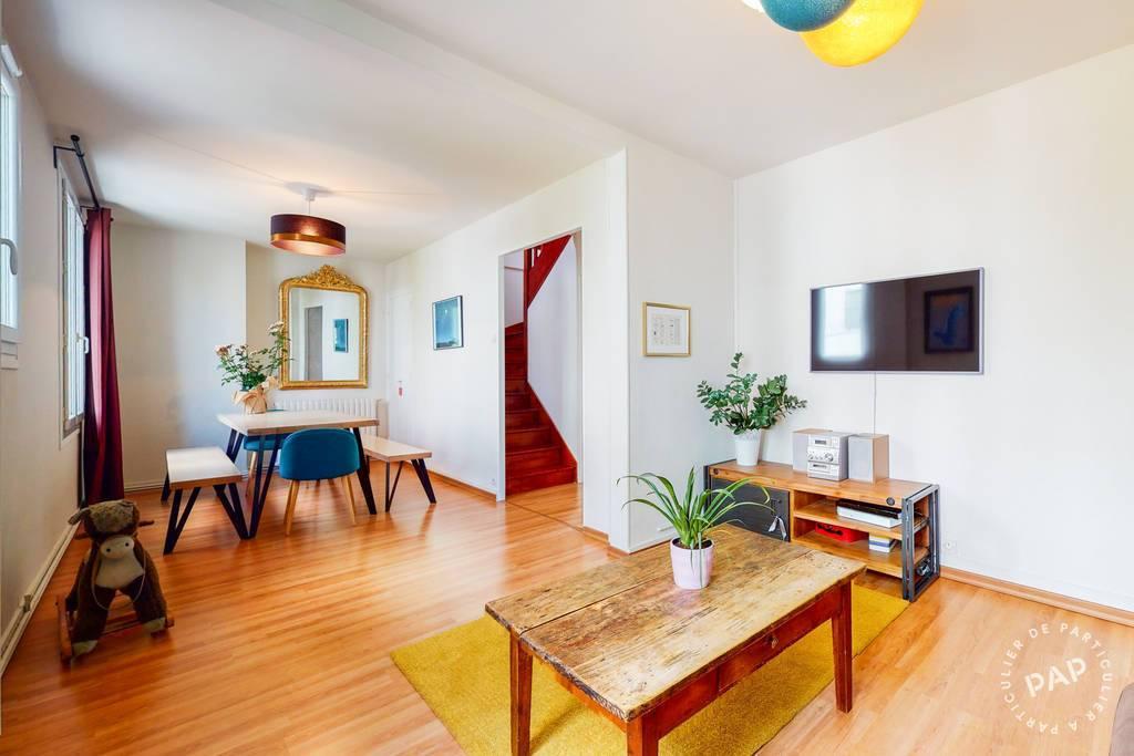 Vente appartement 4 pièces Tours (37)