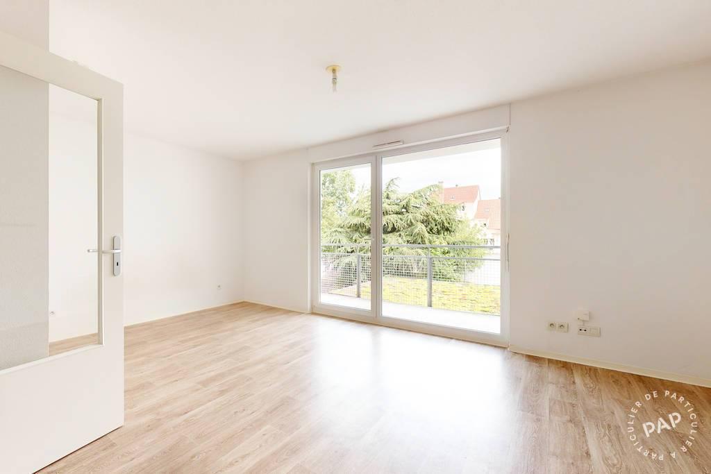 Vente Appartement Strasbourg (67200) 30m² 104.900€