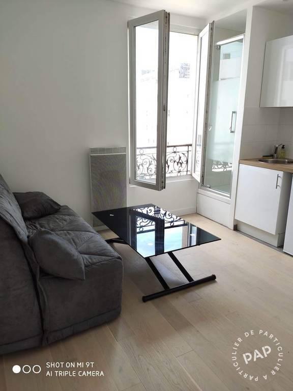 Location Appartement Boulogne-Billancourt (92100) 14m² 740€