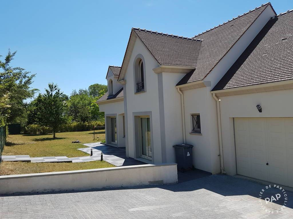 Vente Maison Luzarches (95270) 176m² 588.000€