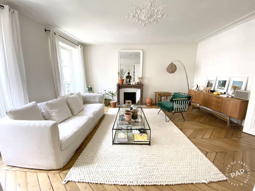 Vente appartement 3 pièces Paris 9e