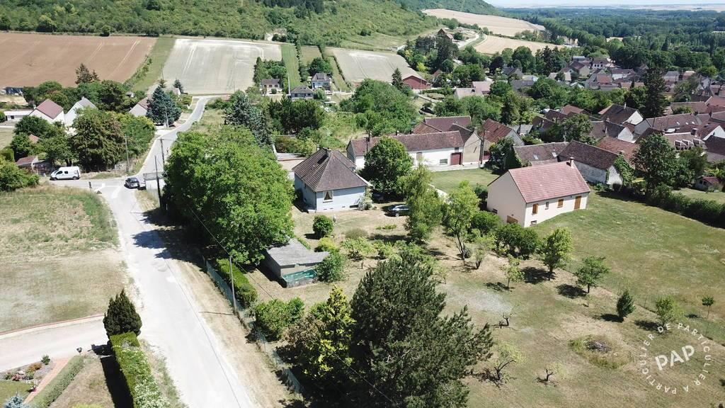 Vente Maison Saint-Aubin-Sur-Yonne (89300) 86m² 128.000€