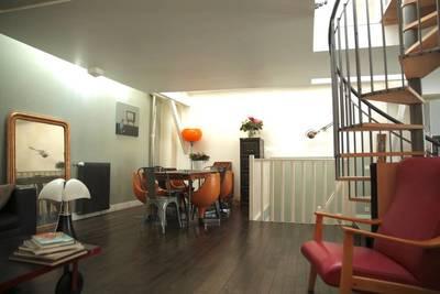 Vente appartement 5pièces 112m² Paris 20E (75020) - 1.198.000€