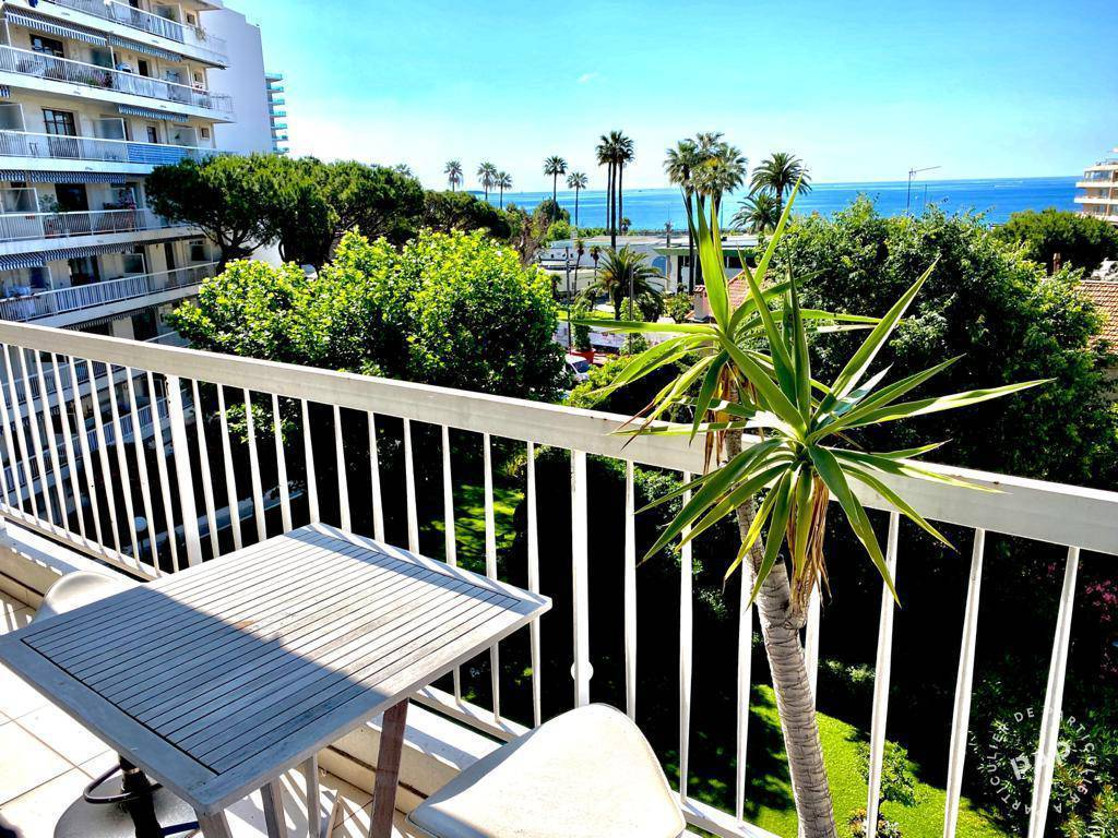 Location Appartement Cannes (06150) 68m² 1.100€