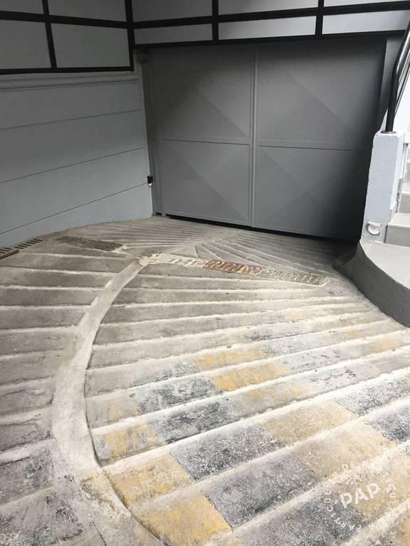 Vente Garage, parking Paris 11E (75011)  22.000€