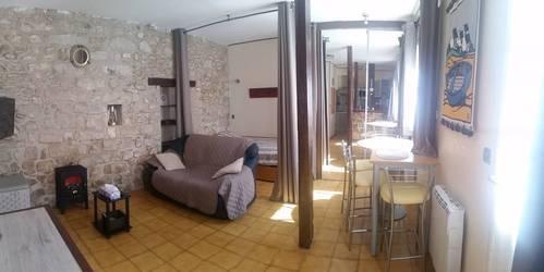 Location meublée studio 25m² Fontainebleau (77300) - 660€
