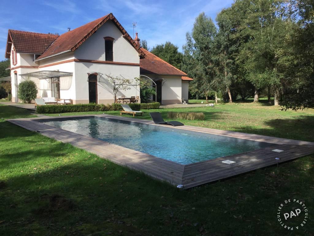 Vente maison 7 pièces Ousse-Suzan (40110)