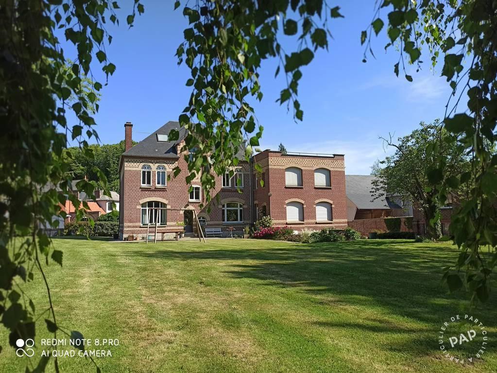 Vente maison 12 pièces Amiens (80)