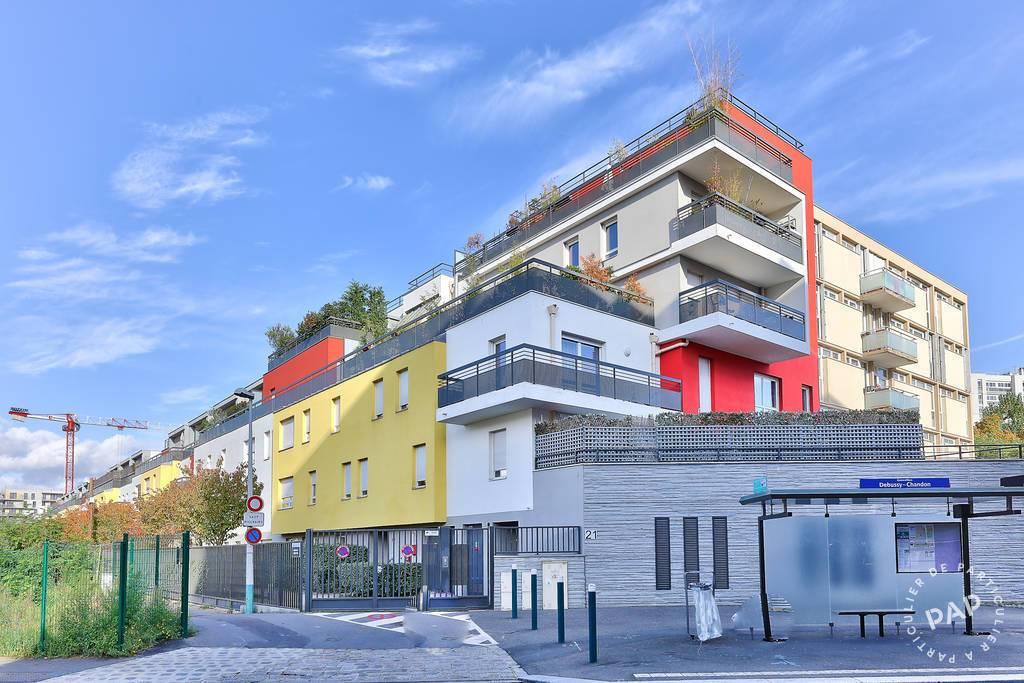 Vente appartement 3 pièces Gennevilliers (92230)