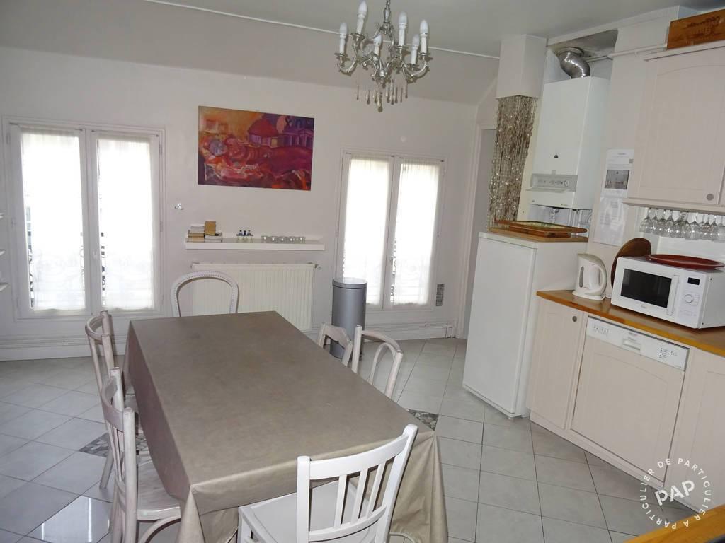 Location appartement 4 pièces Paris 19e
