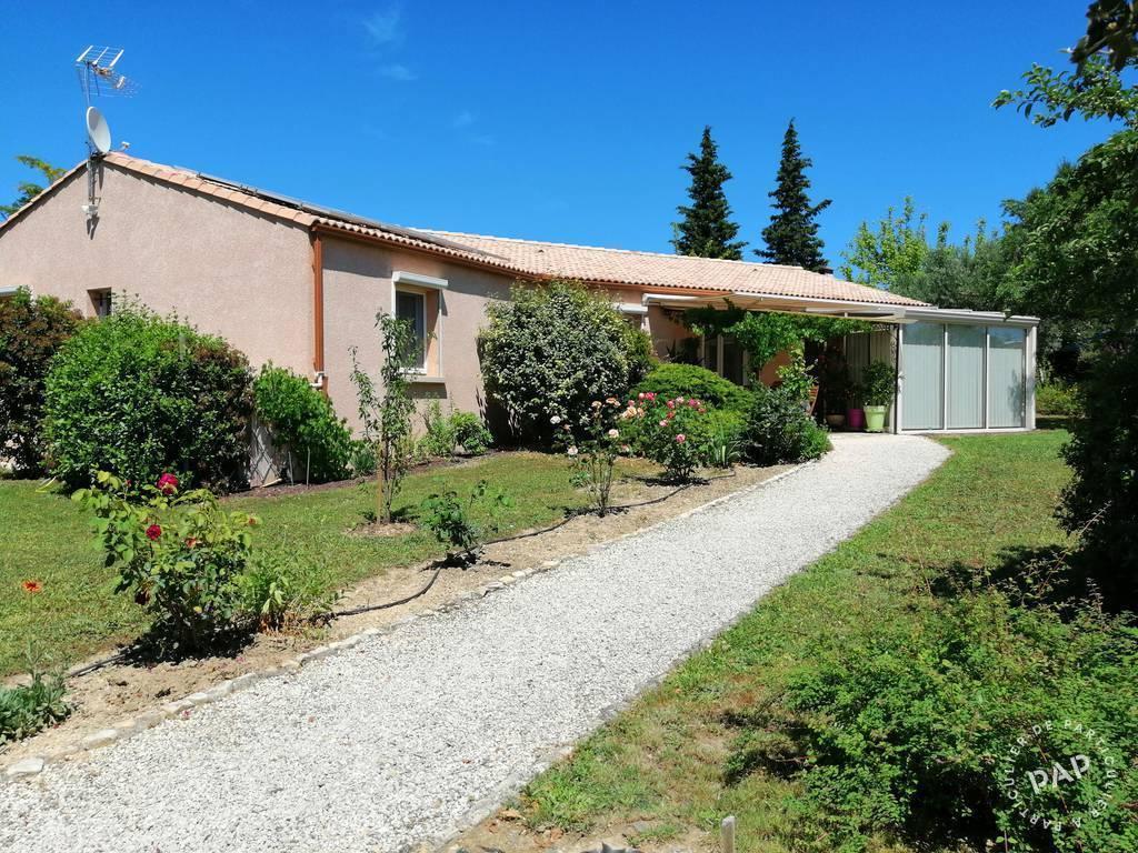 Vente Maison Saint-Christol-Lès-Alès (30380) 200m² 345.000€