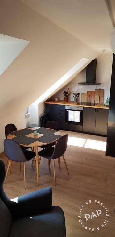 Vente Appartement Crépy-En-Valois (60800) 47m² 187.000€