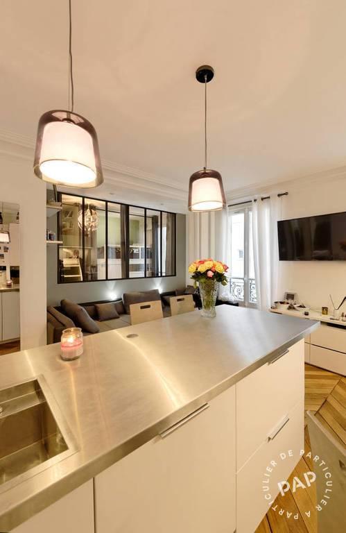 Vente Appartement Paris 6E (75006) 55m² 950.000€