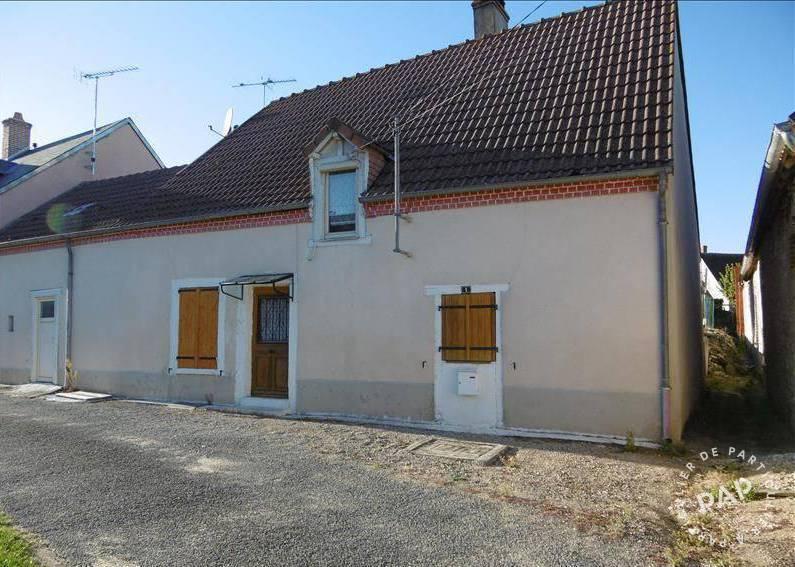 Vente maison 3 pièces Poisieux (18290)