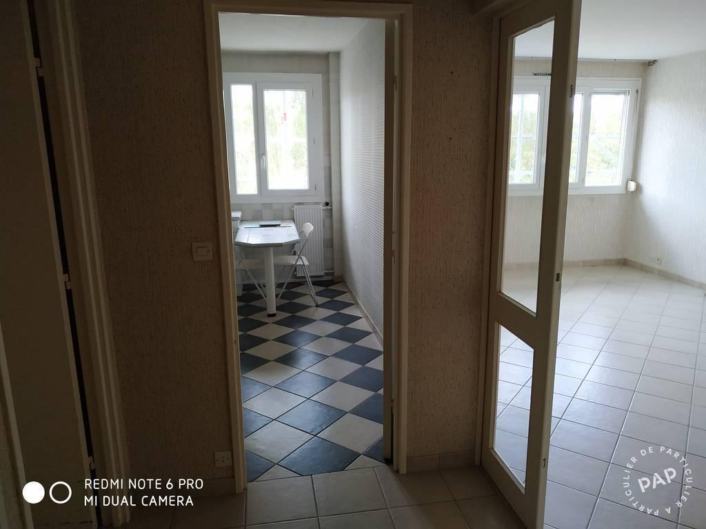 Vente appartement 3 pièces Saint-Lô (50000)
