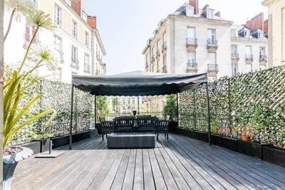 Vente appartement 5pièces 150m² Nantes (44000) - 1.150.000€