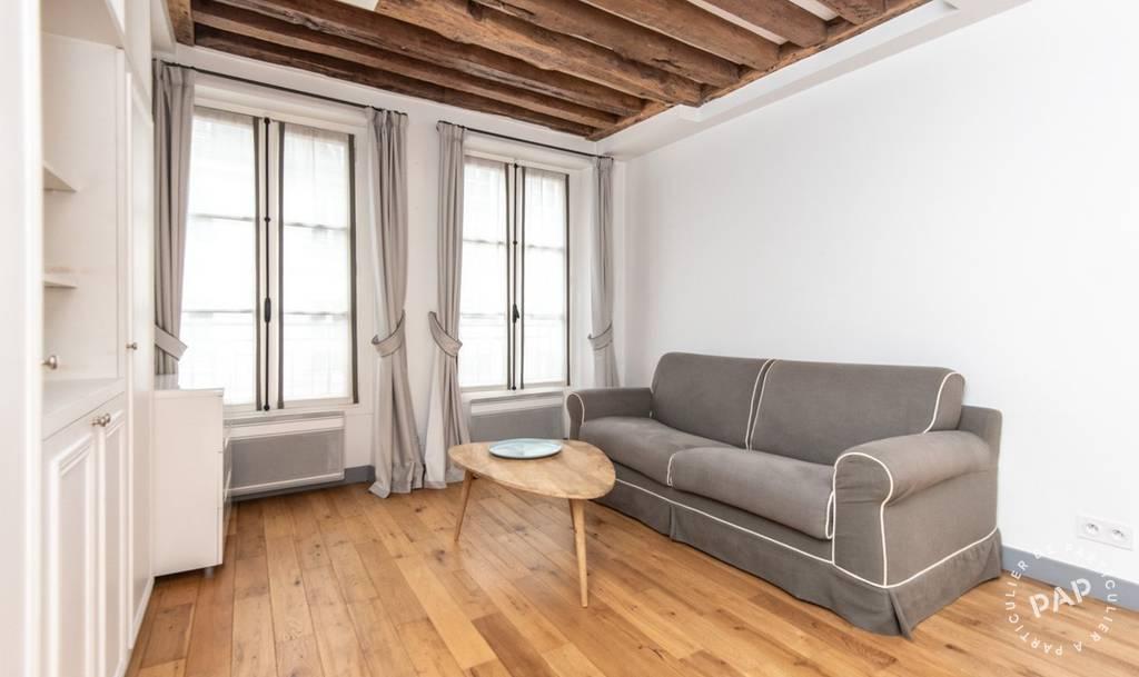 Location Appartement Paris 1Er (75001) 41m² 1.800€