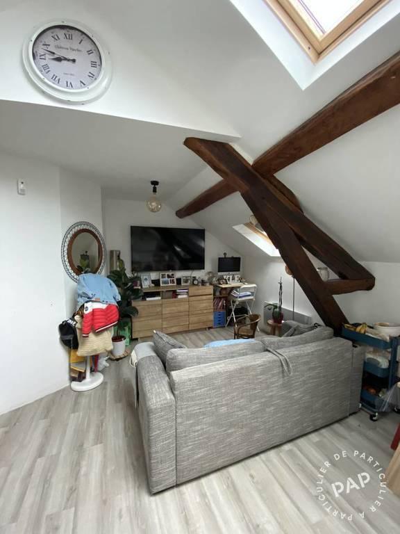 Vente appartement 3 pièces Beaumont-sur-Oise (95260)