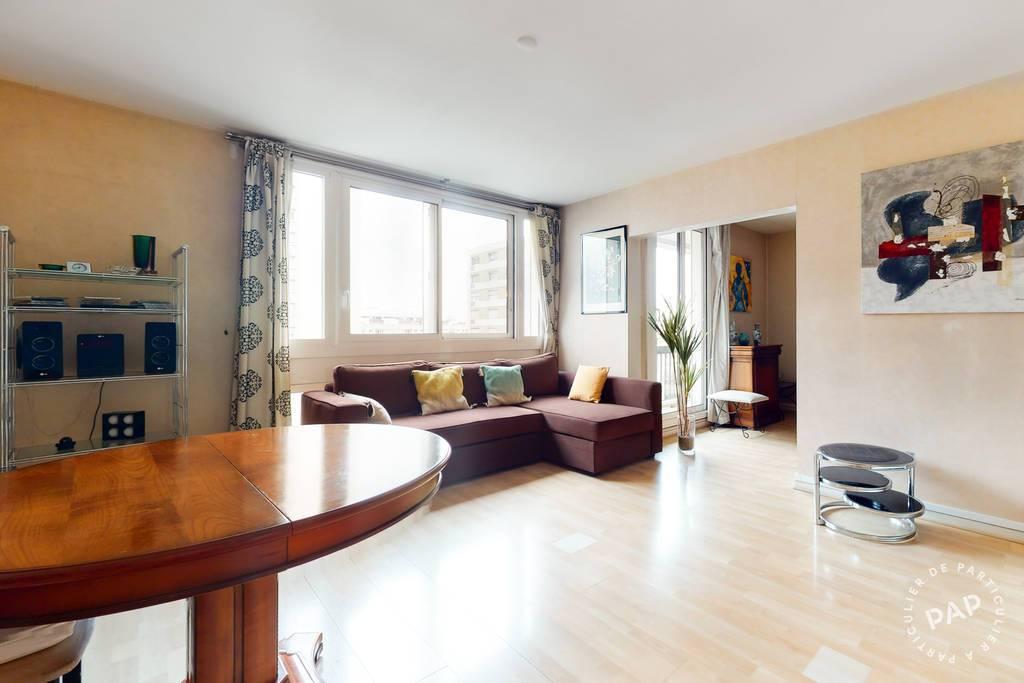 Vente Appartement Paris 20E (75020) 75m² 725.000€