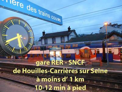 Carrières-Sur-Seine (78420)