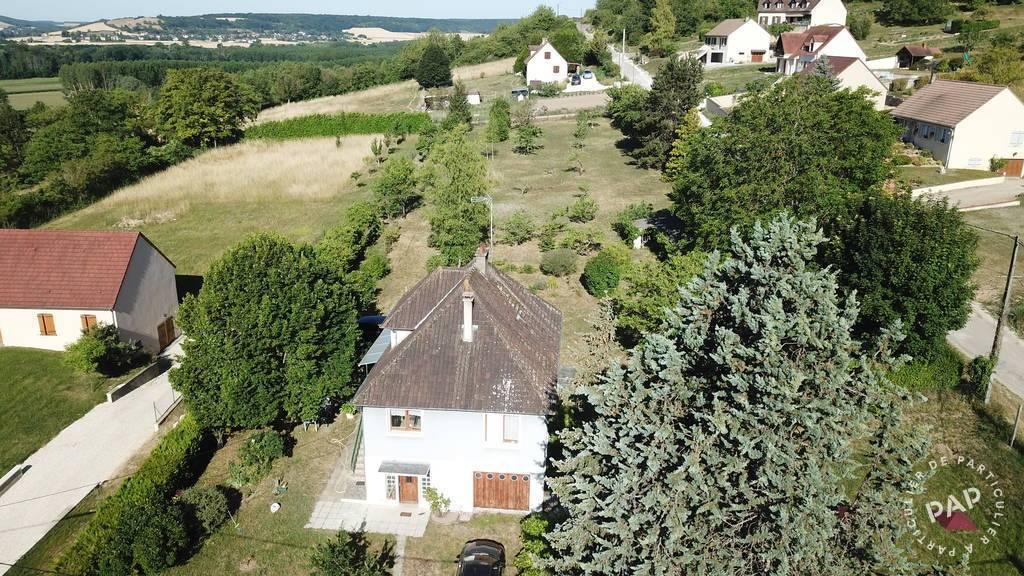 Vente immobilier 128.000€ Saint-Aubin-Sur-Yonne (89300)