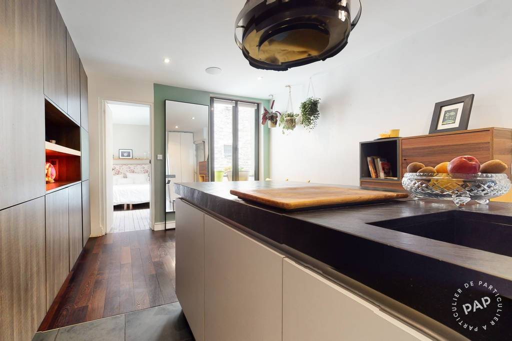 Vente immobilier 469.000€ Paris 18E (75018)