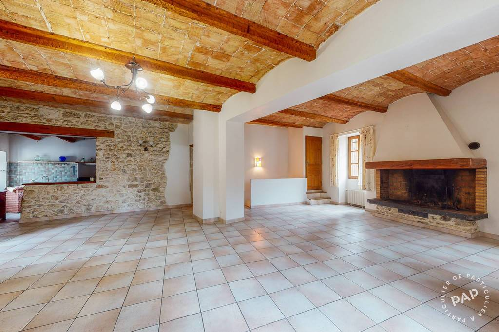 Vente immobilier 270.000€ Dions (30190)