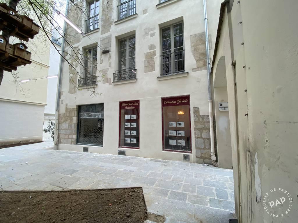 Vente et location immobilier 500€ Paris 4E (75004)