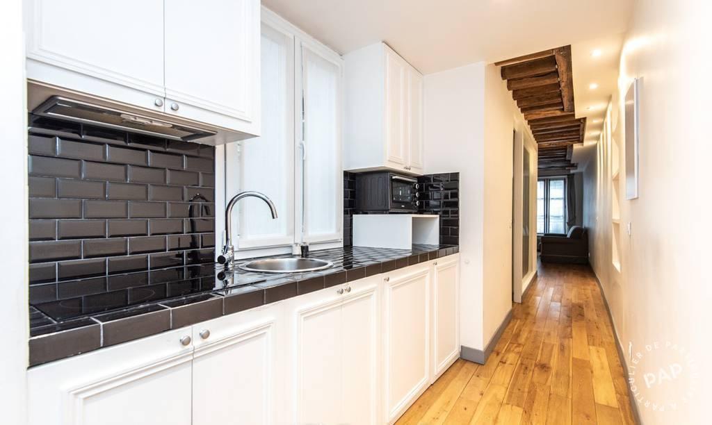 Location immobilier 1.800€ Paris 1Er (75001)