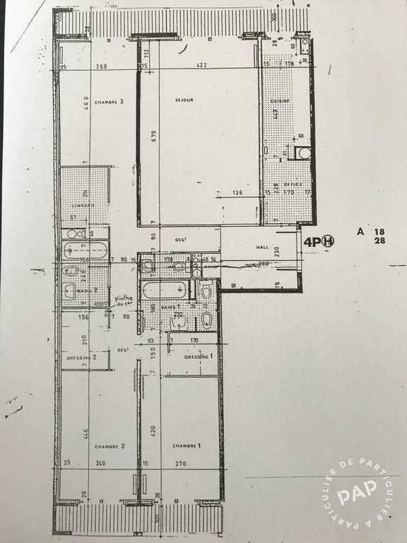 Appartement Paris 15E (75015) 3.423€