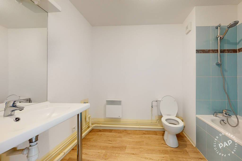 Appartement 104.900€ 30m² Strasbourg (67200)
