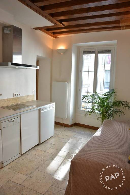 Appartement 1.300€ 35m² Paris 16E (75016)
