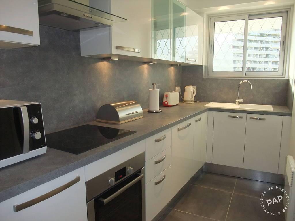 Appartement 530.000€ 55m² Villeneuve-Loubet