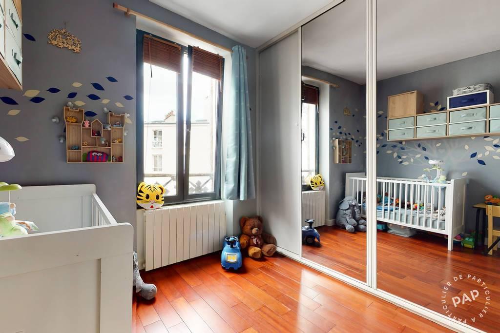 Vente Paris 18E (75018) 43m²