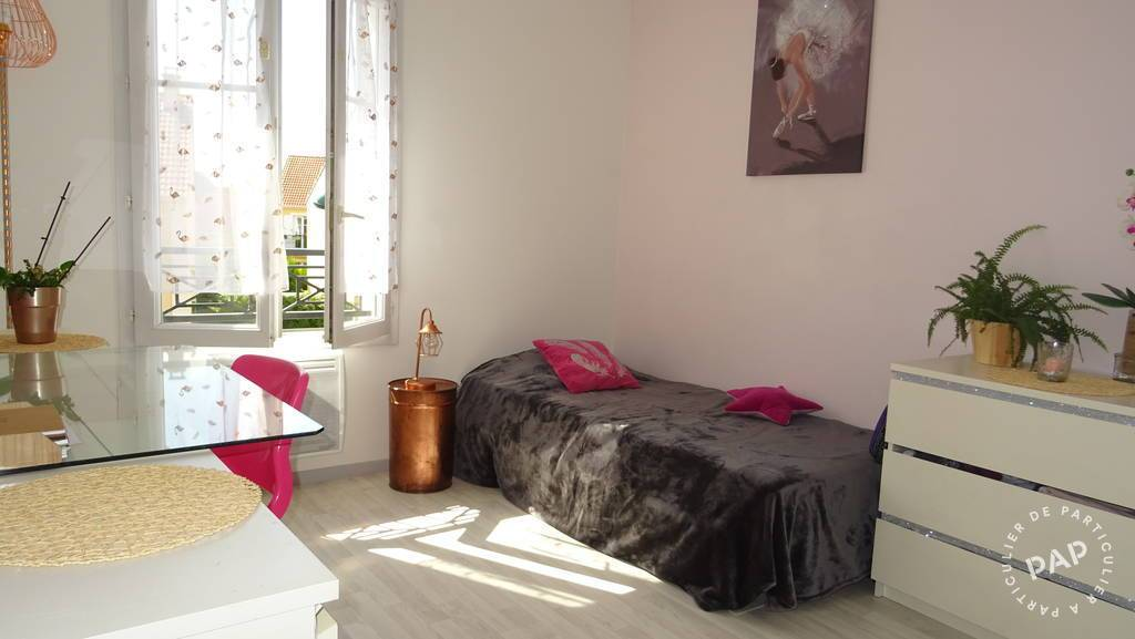 Vente Bailly-Romainvilliers (77700) 58 m²