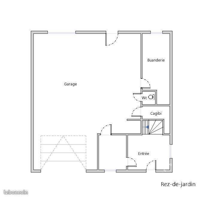 Maison 110m²