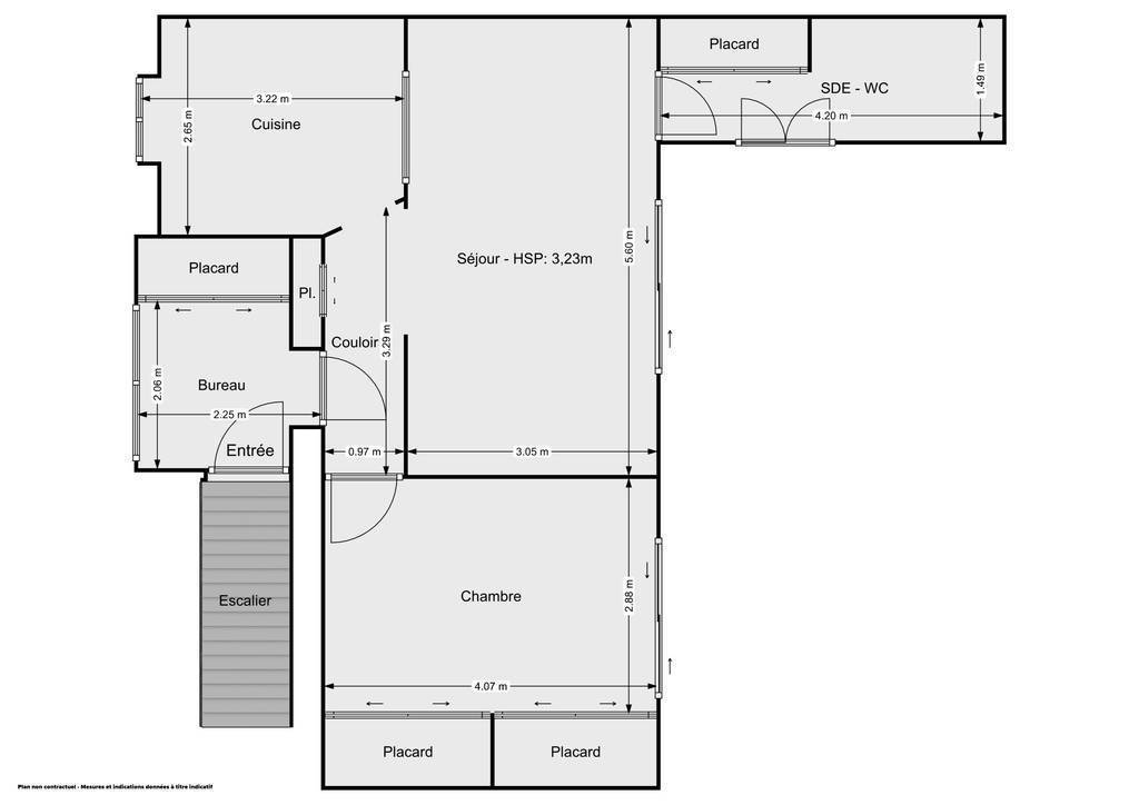 Vente Maison Marseille 7E (13007) 60m² 425.000€