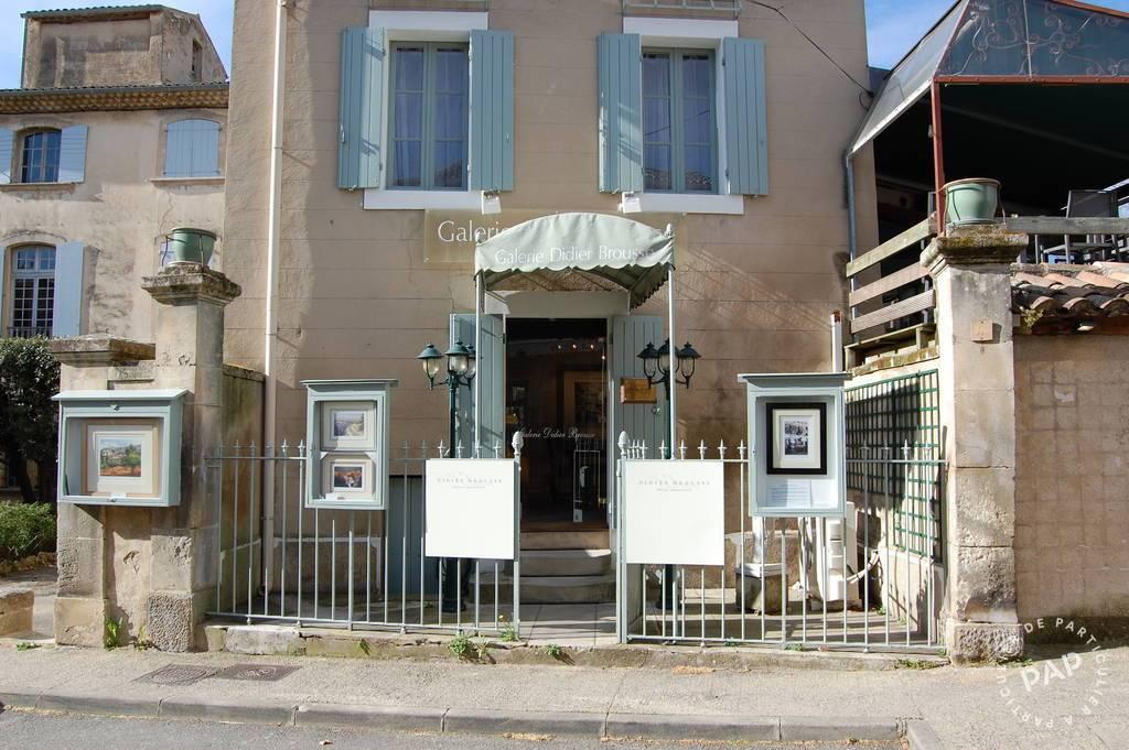 Vente et location Fonds de commerce Lourmarin 81m² 180.000€