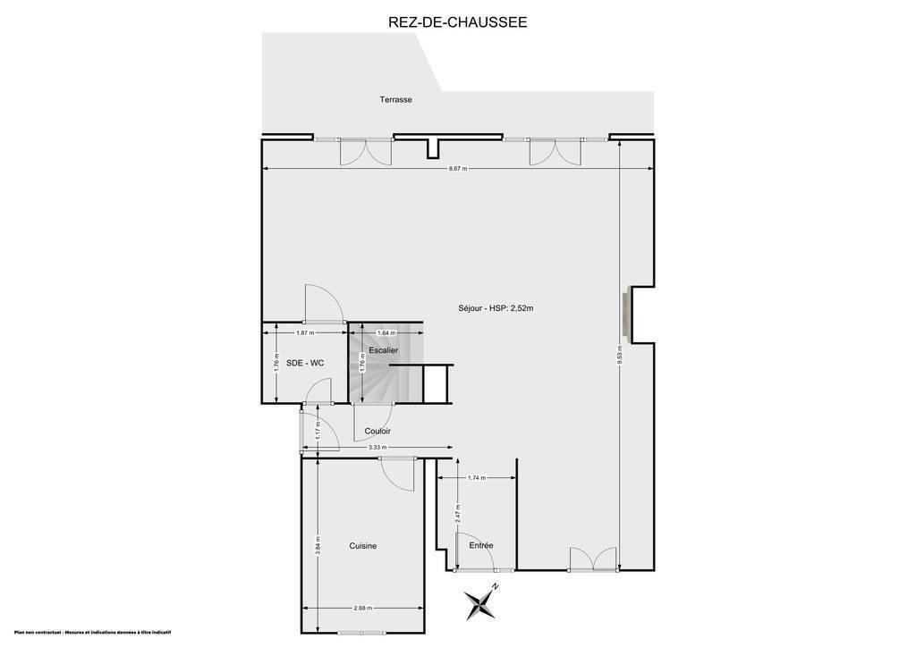 Vente Maison Rueil-Malmaison (92500) 183m² 1.280.000€