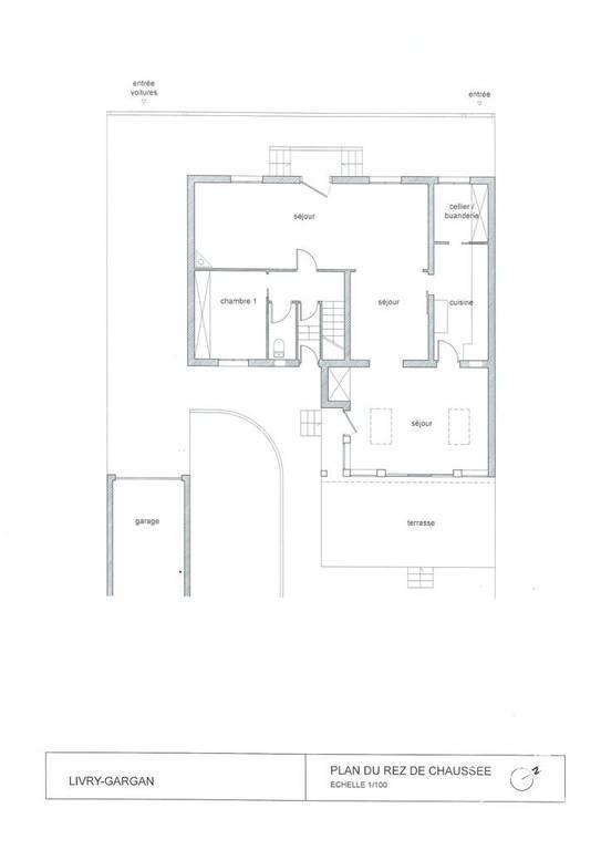 Maison Livry-Gargan (93190) 550.000€
