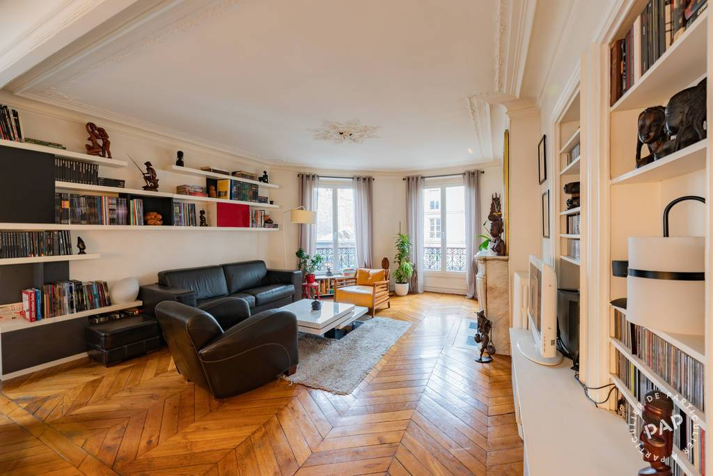 Vente Appartement Paris 17E (75017) 60 m² 725.000 €