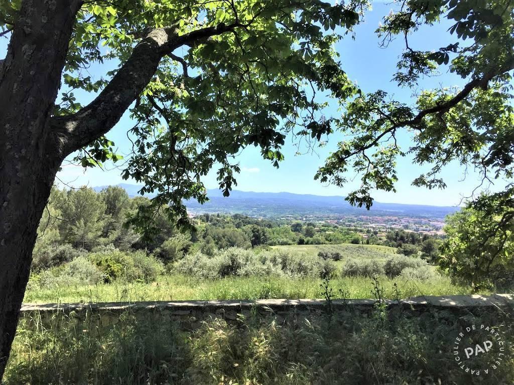Vente maison 10 pièces Aix-en-Provence (13)